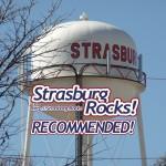 Strasburg Rocks! Recommended!