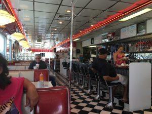 Inside the I-70 Diner
